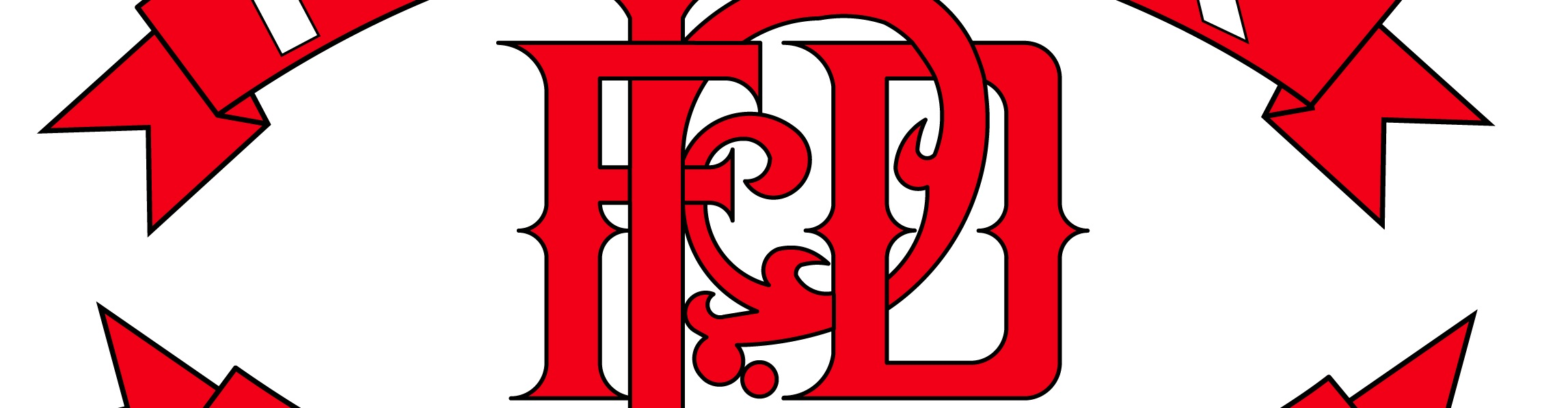 PFD Logo with Banners