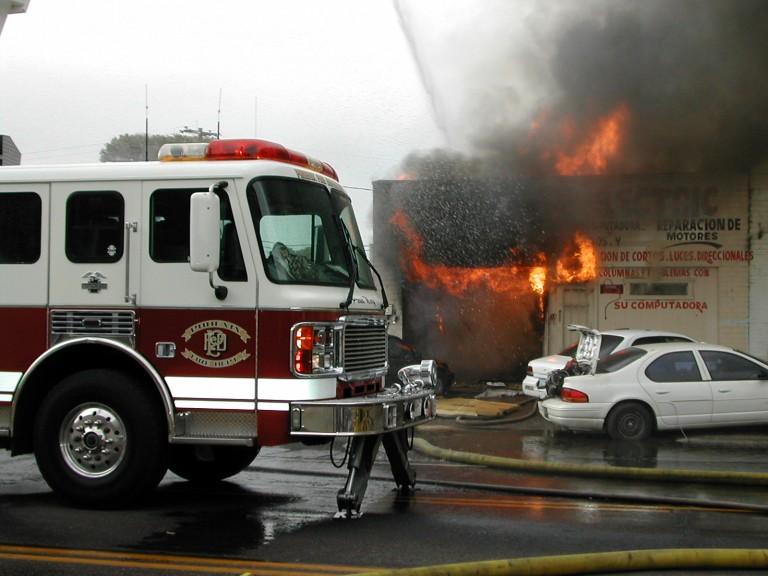 City of Phoenix Fire Dept