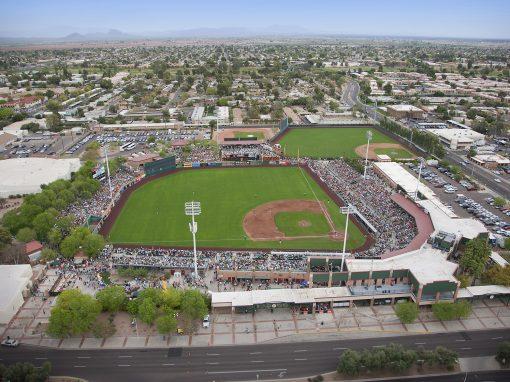 City of Scottsdale Stadium